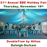 The BBE Holiday Fair