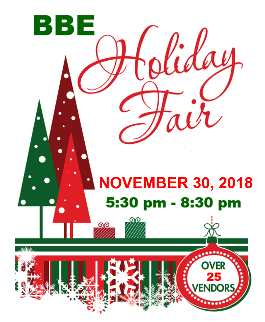 2018 BBE Holiday Fair
