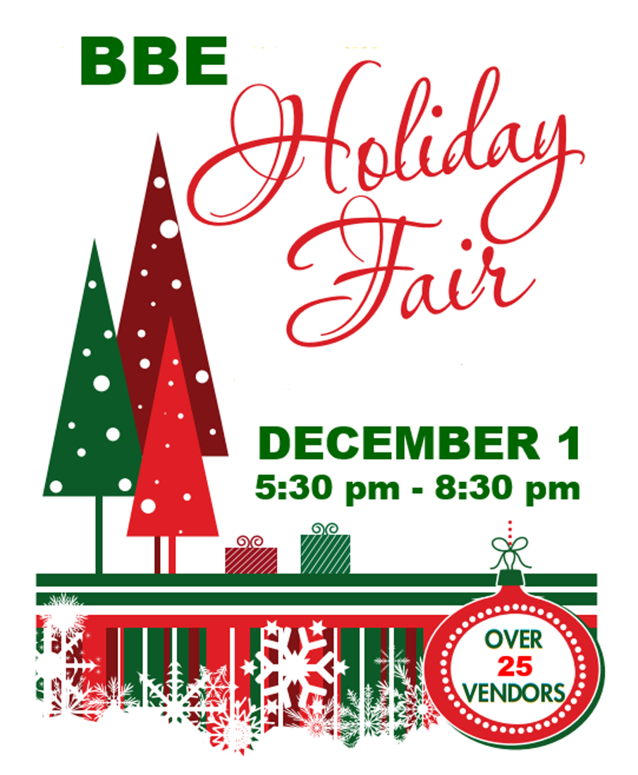 2017 BBE Holiday Fair